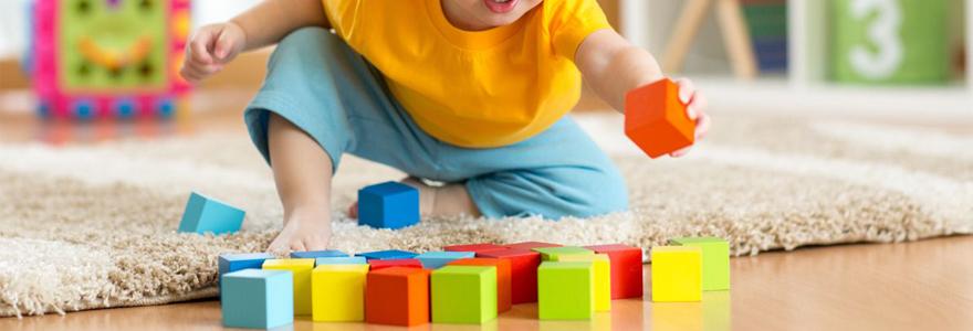 Jeux de construction pour enfants